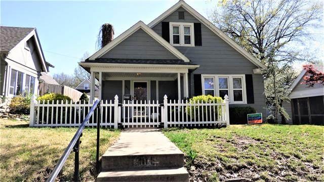311 E 69 Terrace, Kansas City, MO 64113 (#2314429) :: Ron Henderson & Associates
