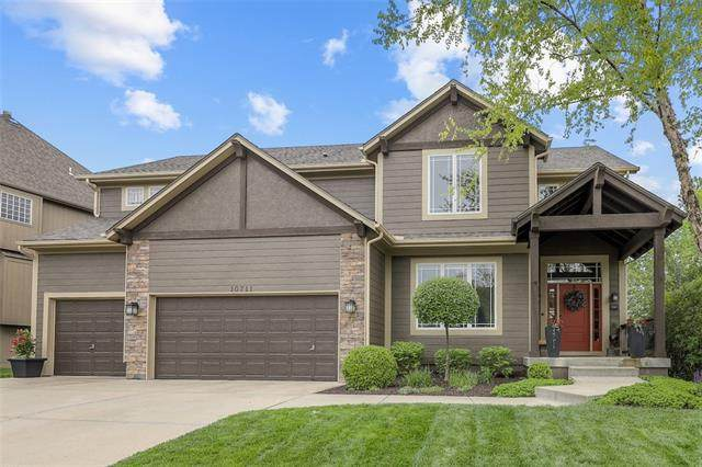 10711 W 162nd Street, Overland Park, KS 66062 (#2314436) :: Ron Henderson & Associates