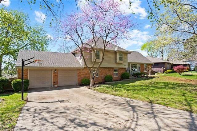 4912 Rosehill Drive, Shawnee, KS 66216 (#2314459) :: Ron Henderson & Associates