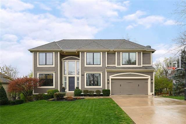 5341 W 153rd Terrace, Overland Park, KS 66224 (#2314480) :: Ron Henderson & Associates
