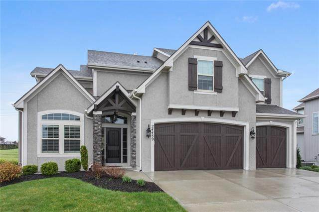 24459 W 111TH Place, Olathe, KS 66061 (#2314491) :: Five-Star Homes