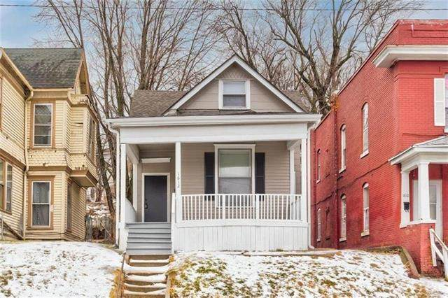 1612 Buchanan Avenue, St Joseph, MO 64501 (#2314580) :: The Rucker Group