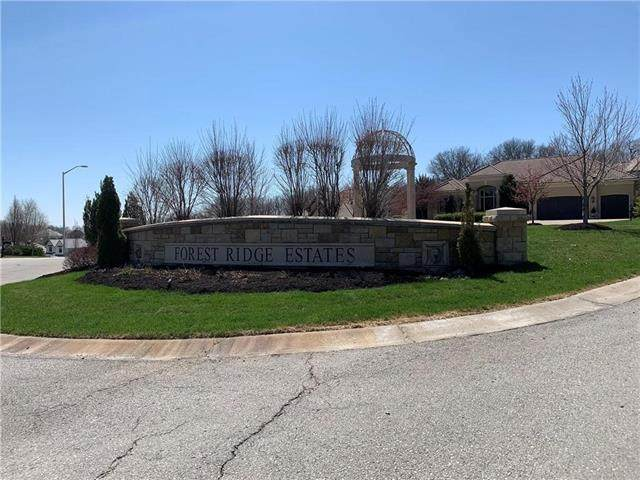 5819 N Lucerne Avenue, Kansas City, MO 64151 (#2314658) :: Five-Star Homes