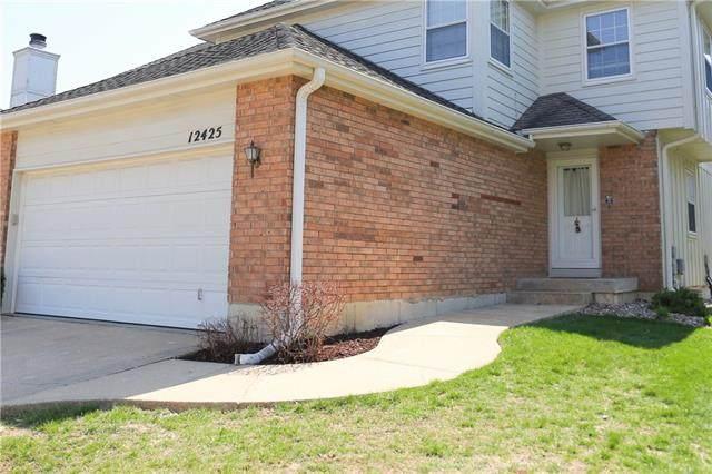 12425 W 105th Terrace, Overland Park, KS 66215 (#2314669) :: Dani Beyer Real Estate