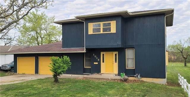 1012 S Margrave N/A, Fort Scott, KS 66701 (#2314687) :: Dani Beyer Real Estate