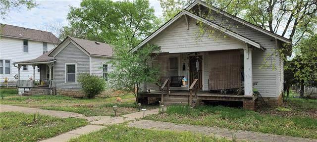 717/719 S Crawford Street, Fort Scott, KS 66701 (#2314693) :: Dani Beyer Real Estate