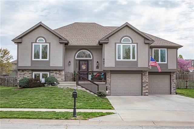 907 Chisam Road, Kearney, MO 64060 (#2314817) :: Eric Craig Real Estate Team