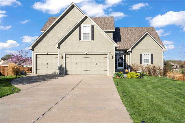 16181 150th Street, Bonner Springs, KS 66012 (MLS #2314869) :: Stone & Story Real Estate Group