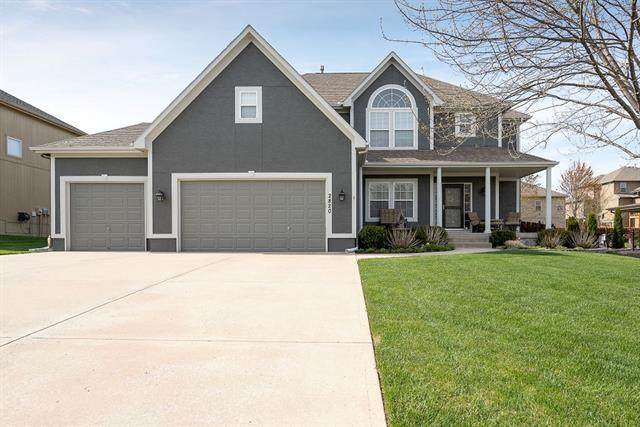2820 NE Marywood Lane, Lee's Summit, MO 64086 (MLS #2314892) :: Stone & Story Real Estate Group