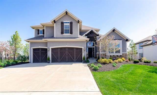 15709 Windsor Street, Overland Park, KS 66224 (#2314893) :: Ron Henderson & Associates