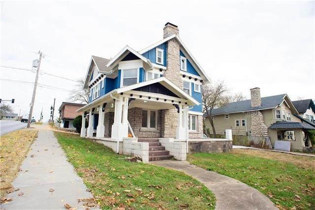 3901 Manheim Road, Kansas City, MO 64110 (#2315072) :: Ron Henderson & Associates