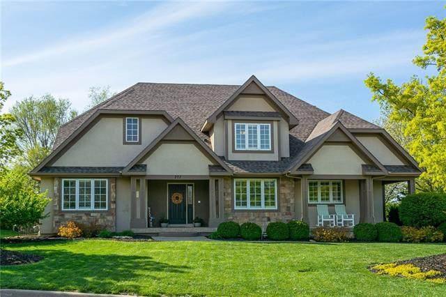 207 Earhart Circle, Lawrence, KS 66049 (MLS #2315140) :: Stone & Story Real Estate Group