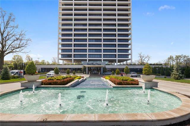 700 W 31st Street #1404, Kansas City, MO 64108 (#2315166) :: Dani Beyer Real Estate