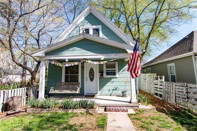 427 Elm Street, Lawrence, KS 66044 (#2315171) :: Dani Beyer Real Estate