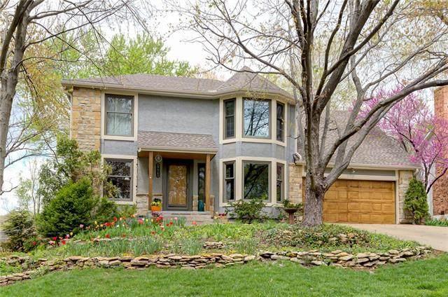 17710 W 70th Street, Shawnee, KS 66217 (#2315250) :: Eric Craig Real Estate Team