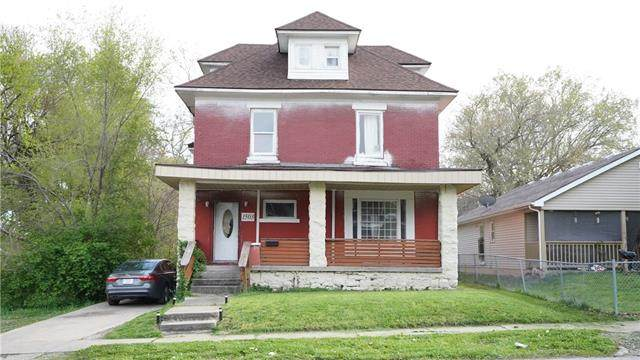 1503 E 35th Street, Kansas City, MO 64109 (#2315266) :: The Kedish Group at Keller Williams Realty