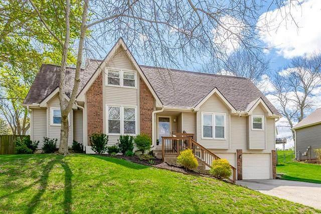 6705 NW 67th Terrace, Kansas City, MO 64151 (#2315276) :: Team Real Estate