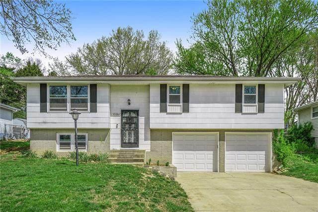 4508 NE Sunnybrook Lane, Kansas City, MO 64117 (#2315298) :: Ron Henderson & Associates