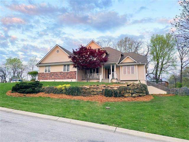 1518 SW Jeffrey Drive, Lee's Summit, MO 64081 (#2315311) :: Eric Craig Real Estate Team
