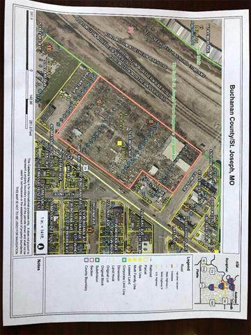 426 Illinois Avenue, St Joseph, MO 64504 (#2315325) :: Ron Henderson & Associates