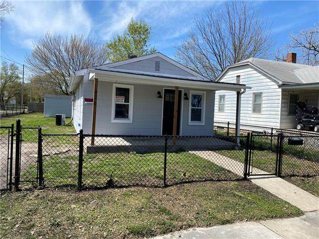 626 S Coy Street, Kansas City, KS 66105 (MLS #2315474) :: Stone & Story Real Estate Group