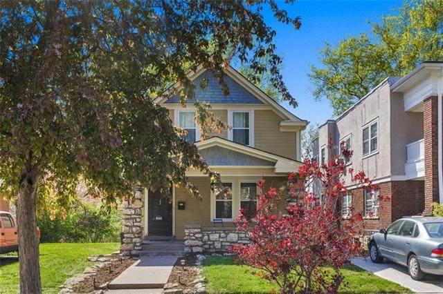 4024 Holmes Street, Kansas City, MO 64110 (#2315532) :: Ron Henderson & Associates