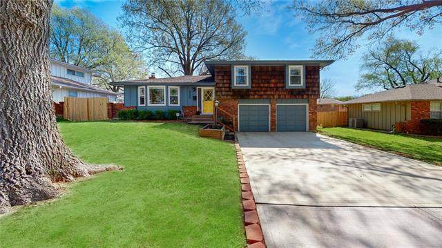 6909 Slater Street, Merriam, KS 66204 (#2315639) :: Ron Henderson & Associates
