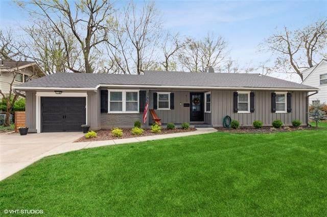 4717 W 65th Terrace, Prairie Village, KS 66208 (#2315642) :: Audra Heller and Associates