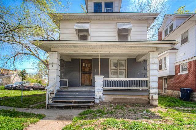 3023 College Street, Kansas City, MO 64128 (#2315682) :: The Shannon Lyon Group - ReeceNichols