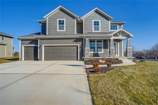 4541 Millridge Street, Shawnee, KS 66226 (#2315757) :: Audra Heller and Associates