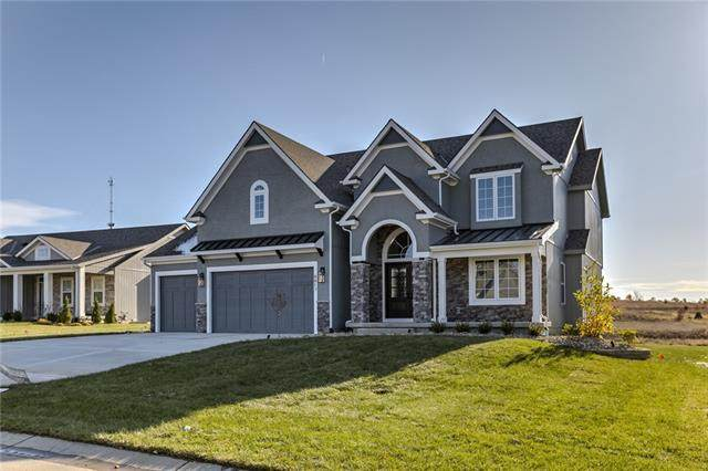 1822 Red Orchard Drive, Liberty, MO 64068 (#2315835) :: Audra Heller and Associates