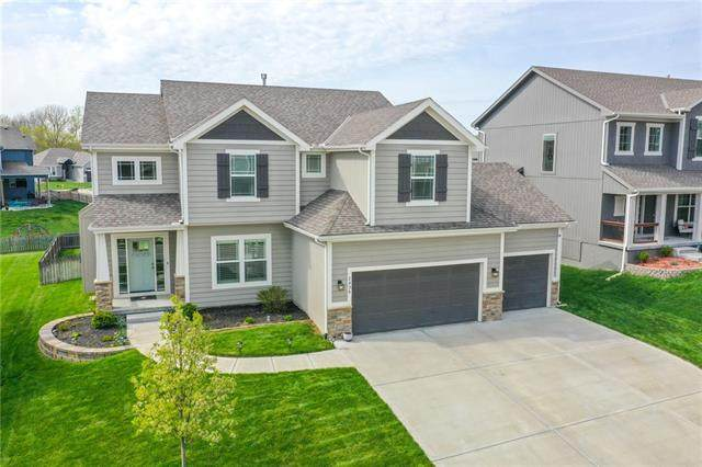 2436 SW Old Port Road, Lee's Summit, MO 64082 (#2315847) :: Ron Henderson & Associates