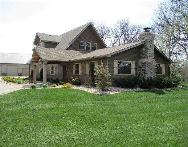 21691 SW 169 Highway, Garnett, KS 66032 (#2315913) :: Ask Cathy Marketing Group, LLC