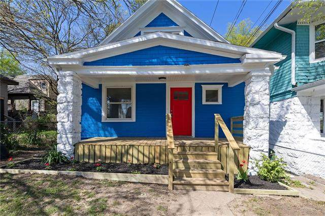 1314 E 42 Street, Kansas City, MO 64110 (MLS #2316001) :: Stone & Story Real Estate Group