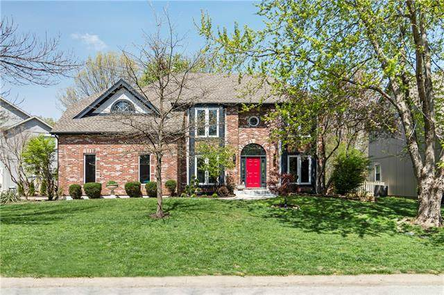 13815 Meadow Lane, Leawood, KS 66224 (#2316088) :: The Kedish Group at Keller Williams Realty