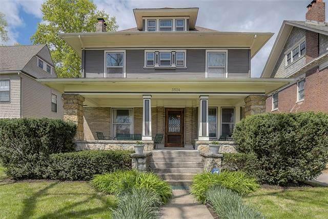 3524 Campbell Street, Kansas City, MO 64109 (#2316095) :: The Kedish Group at Keller Williams Realty