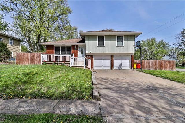 4225 S Cottage Avenue, Independence, MO 64055 (#2316119) :: The Kedish Group at Keller Williams Realty