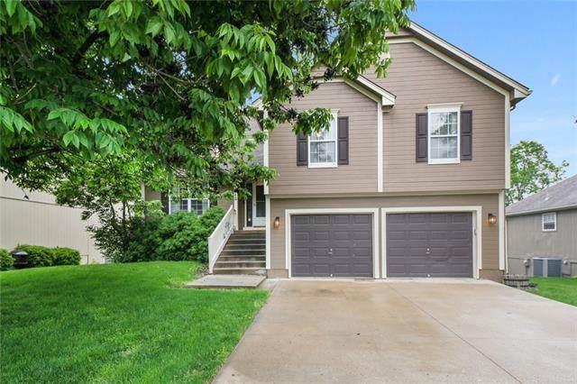 1812 NE 2nd Street, Blue Springs, MO 64014 (#2316153) :: Ron Henderson & Associates