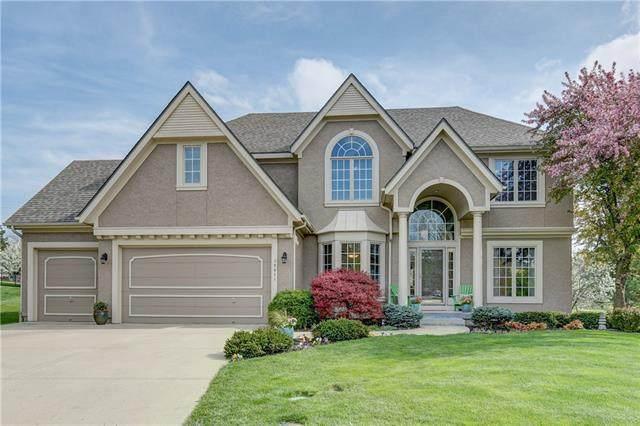 12911 W 74th Terrace, Shawnee, KS 66216 (#2316180) :: The Shannon Lyon Group - ReeceNichols
