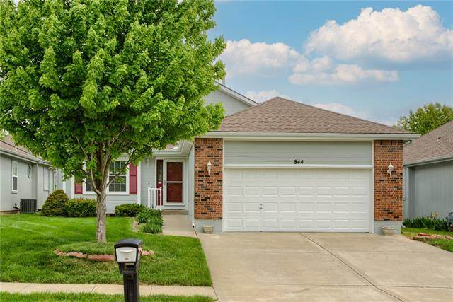 844 Reese Street, Liberty, MO 64068 (#2316256) :: Tradition Home Group | Better Homes and Gardens Kansas City