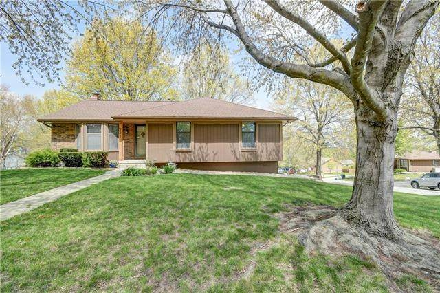 721 SE Shawn Drive, Blue Springs, MO 64014 (#2316274) :: Beginnings KC Team