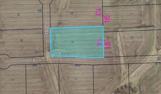 Lot 14 155th Terrace, Basehor, KS 66007 (#2316299) :: The Rucker Group