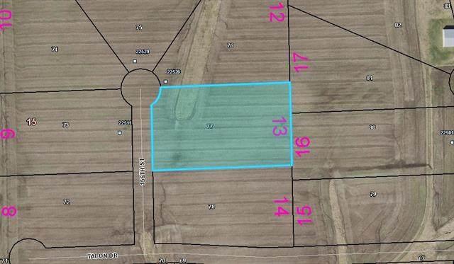 Lot 13 155T Terrace, Basehor, KS 66007 (#2316304) :: The Rucker Group