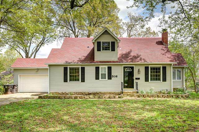 506 Manor Road, Independence, MO 64055 (#2316340) :: Five-Star Homes