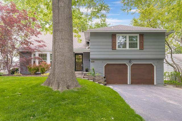 4915 Pawnee Drive, Roeland Park, KS 66205 (#2316446) :: Team Real Estate
