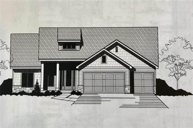 3811 W 158 Terrace, Overland Park, KS 66224 (#2316457) :: The Rucker Group