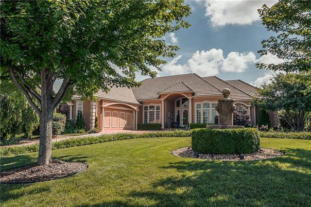 3325 S Ridge View Drive, Independence, MO 64057 (#2316517) :: Team Real Estate