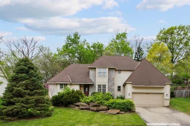 926 Blueberry Lane, Liberty, MO 64068 (#2316668) :: Team Real Estate
