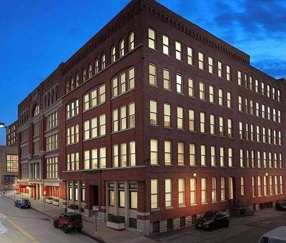 612 Central #107 Street #107, Kansas City, MO 64105 (#2316793) :: Beginnings KC Team