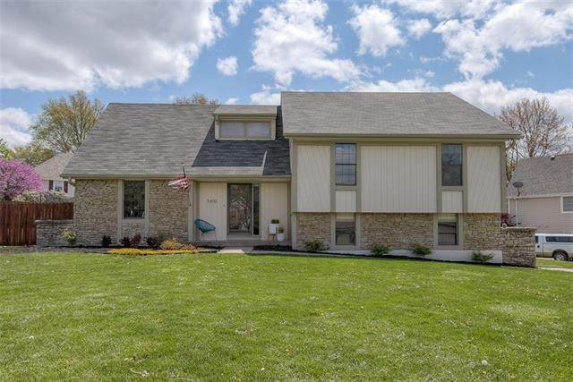 3406 SW Lake Shore Drive, Blue Springs, MO 64014 (#2316858) :: The Shannon Lyon Group - ReeceNichols